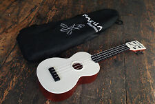 MAKALA KALA WATERMAN MK-SWT/OR ORANGE SOPRANO PLASTIC UKULELE & AQUILA STRING
