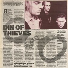 3/2/90Pgn15 Article & Picture(s) din Of Thieves Renegade Soundwave On Their Retu