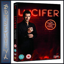LUCIFER - COMPLETE SEASON 1  *BRAND NEW DVD **