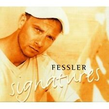 PETER FESSLER - SIGNATURES  CD NEU