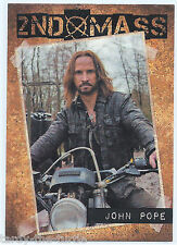 Falling Skies Season 1 Trading Chase Card  2nd Mass SM8 Serial Number 314 of 325