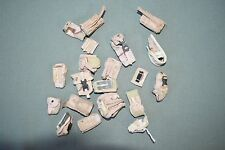 """1:6 US Army Beige Equipment Gear Bag Pouch (20 Pcs) for 12"""" Action Figures C-128"""