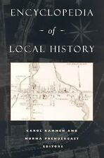 Encyclopedia of Local History (American Association for State and Local History)