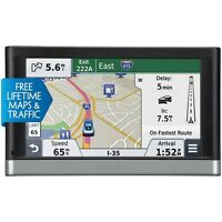 """Garmin Nuvi 2598LMTHD 5"""" GPS w/Lifetime Maps & HD Traffic 2598LMT 010-01123-32"""