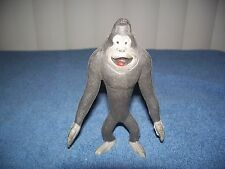 Rare Vintage King Kong Rubb'r Nik Rubber Bendy Figure Multiple Toymakers MPC