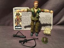 GI Joe 1985 Footloose w/ Filecard 100% Complete