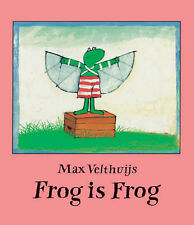 Max Velthuijs Frog is Frog Very Good Book