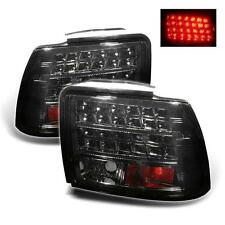 Tail Lights Ford Mustang 1999-2004 LED - Smoke