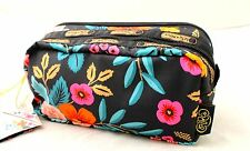 New LeSportsac MARION FLORAL KEVYN  Cosmetic Bag RIFLE PAPER COMPANY