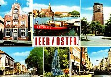 Leer / Ostfr.  , Ansichtskarte