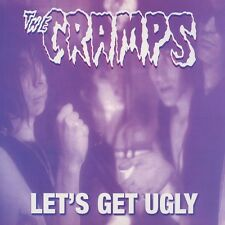 THE CRAMPS - LET'S GET UGLY - VINYL LP