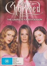 CHARMED - Series 4. Alyssa Milano, Holly Marie Combs, Rose McGowan (6xDVD BOX SE