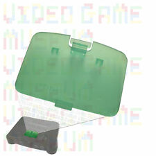 LOT OF 5 NEW JUNGLE GREEN Replacement Cover Nintendo 64 Expansion Pak Lid N64