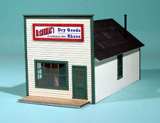 LaserKit HO Scale Mc Cormac's Dry Goods  #793 Bob The Train Guy