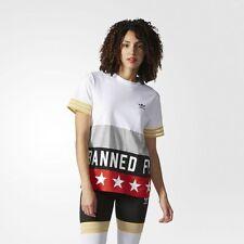 WOMEN Adidas RITA ORA TEE White [z]AY7146 Medium