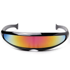 UV index 400 Cyclops Wrap Visor Sun Glasses Cycling Hiking Climbing Eyewear