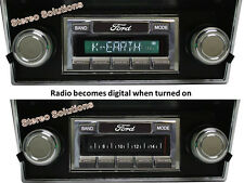 1968-1972 Ford Truck NEW USA-630 II* 300 watt AM FM Stereo Radio iPod, USB, Aux