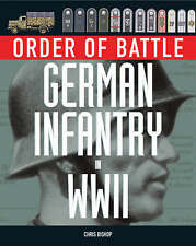NEW BOOK Order of Battle: German Infantry in World War II by Chris Bishop