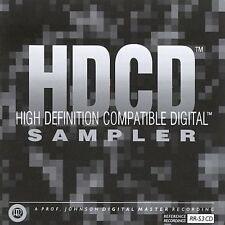 Hdcd Sampler New CD