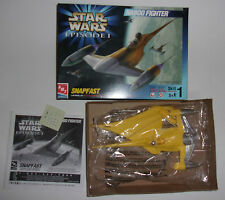 MAQUETTE AMT ERTL // STAR WARS NABOO FIGHTER