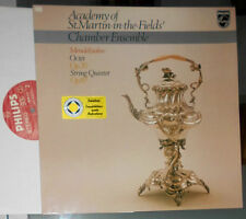MENDELSSOHN OCTET QUINTET ACADEMY OF ST MARTIN-IN-THE-FIELDS CHAMBER ENSEMBLE LP