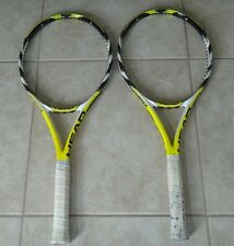 2 HEAD MICROGEL EXTREME MID PLUS MP 100 Tennis Racquets 4 3/8 Grip READ!