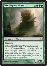 Worldspine Wurm FOIL x1 Magic the Gathering 1x Return to Ravnica mtg card