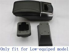 Storage Box Armrest Centre Console Black for Suzuki Swift 2011 2012