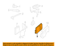 FORD OEM 08-10 E-350 Super Duty-Ecm 4C3Z12B599ABRM