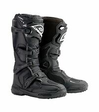 Oneal 2017 Element Offroad Motocross Boots Mens Black - Size US 12 - 0322-112