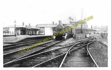 Cheddington Railway Station Photo. Tring- Leighton Buzzard. Bletchley Line. (4)