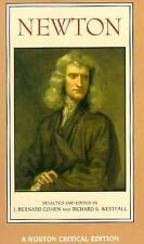 Newton Norton Critical Editions