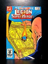 COMICS: DC: Legion of Super-Heroes #307 (1980s) - RARE (flash/batman/wonder)