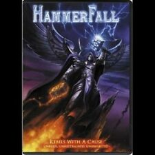 "HAMMERFALL ""REBELS WITH A CAUSE UNRULY..."" DVD+CD NEU"