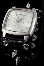 Wristwatch °° Jay Baxter Biker-Orologio da polso con bracciale in pelle jb020215a