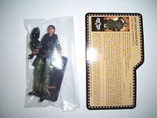 GI Joe Con FREESTYLE Convention Club 2013 Night Force Nocturnal Fire Exclusive