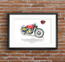 Matchless G50 ART POSTER A3 size