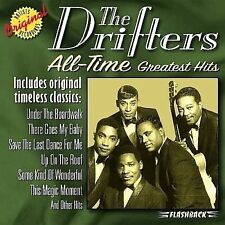 All-Time Greatest Hits [Rhino Flashback] by The Drifters (US) (CD, 2000,...