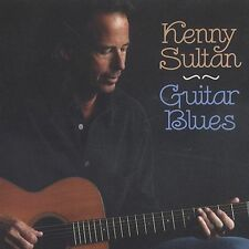 Guitar Blues * by Kenny Sultan (CD, Feb-2003, Solid Air Records)