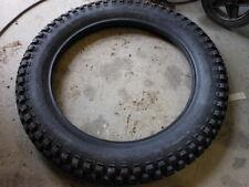 NOS New Motorcycle Tire Riken 4.00 x 19 AHRMA Flattrack Flat Track