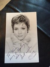 Anna Friel Signed Autograph Dedicated