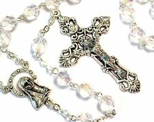 Irish Celtic Rosary Beads From Ireland