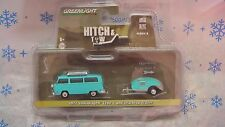 GREENLIGHT 2016 HITCH & TOW SERIES 8 72 VOLKSWAGEN & TEARDROP TRAILER IN STOCK
