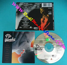 CD 9½ Weeks Original Motion Picture Soundtrack CDP 7 46722 2 EUROPE 1986(OST1)