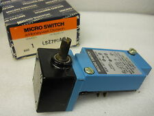 HONEYWELL MICRO SWITCH LSZ7P1A HEAVY DUTY LIMIT SWITCH 10A 600V NEW IN BOX