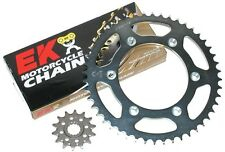 EK O RING CHAIN + SUPERSPROX SPROCKET KIT FOR 1990 - 1998 ZXR250 ZXR 250 14/48