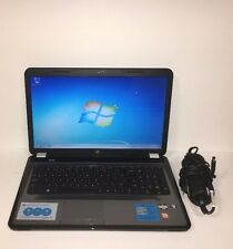 "HP PAVILION G7-1219WM 17.3"" LAPTOP AMD E-450 1.65GHz, 4GB RAM, ""640GB HDD"""