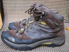 The North Face Men's Vibram HydroSeal Mid Height Brown Shoes/Boots Size 8.5