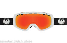 BRAND NEW Dragon Alliance ROGUE INVERSE RED ION  BONUS LENS Snowboard Ski Goggle
