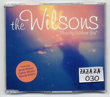 The Wilsons CD Monday Without You - 1-track promo Brian Wilson of The Beach Boys